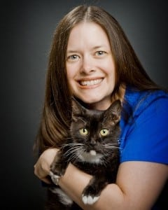 Dr Cherie Buisson - Associate Cat Veterinarian